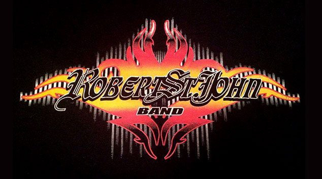 Robert St. John Band Logo